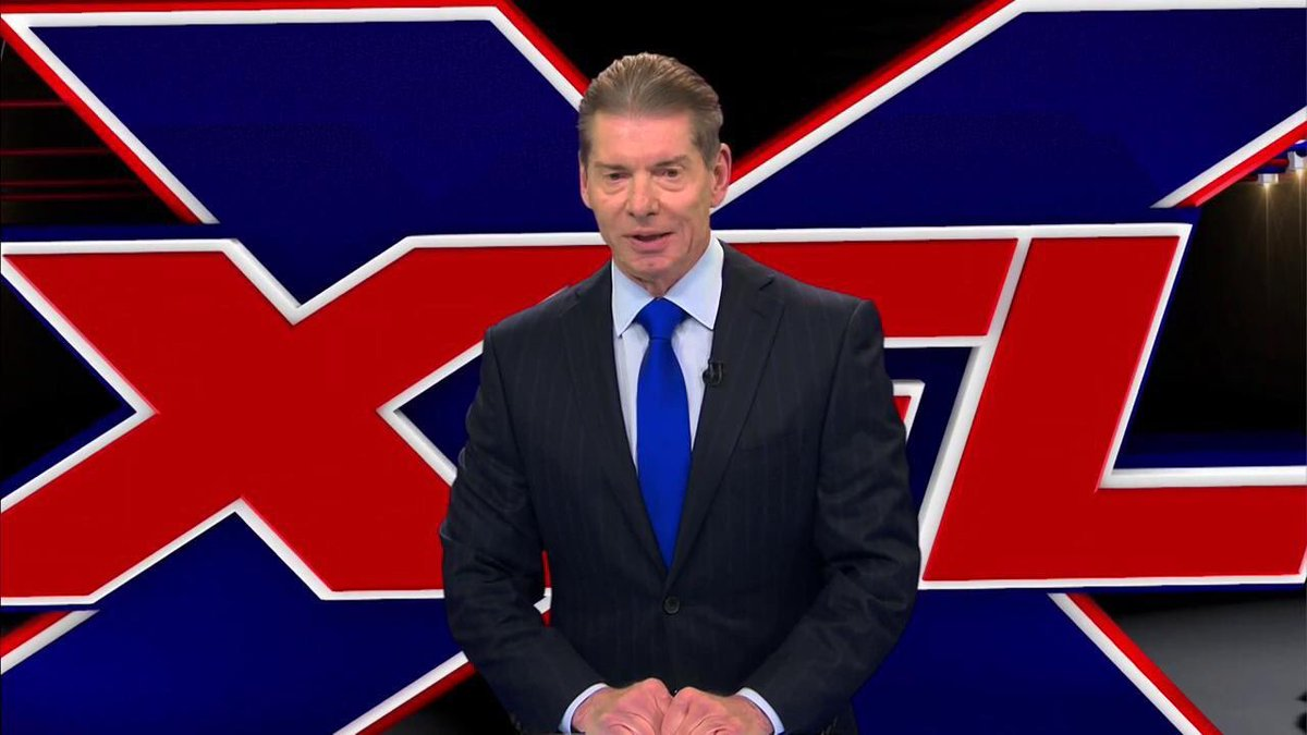Who is Vince McMahon; How Did He Get From WWE to the XFL