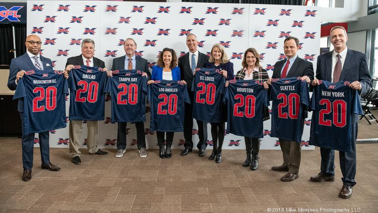 Eight XFL Teams Coming in 2020; Recap Of Press Event