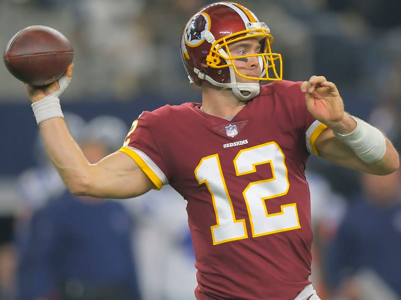 Colt McCoy Redskins