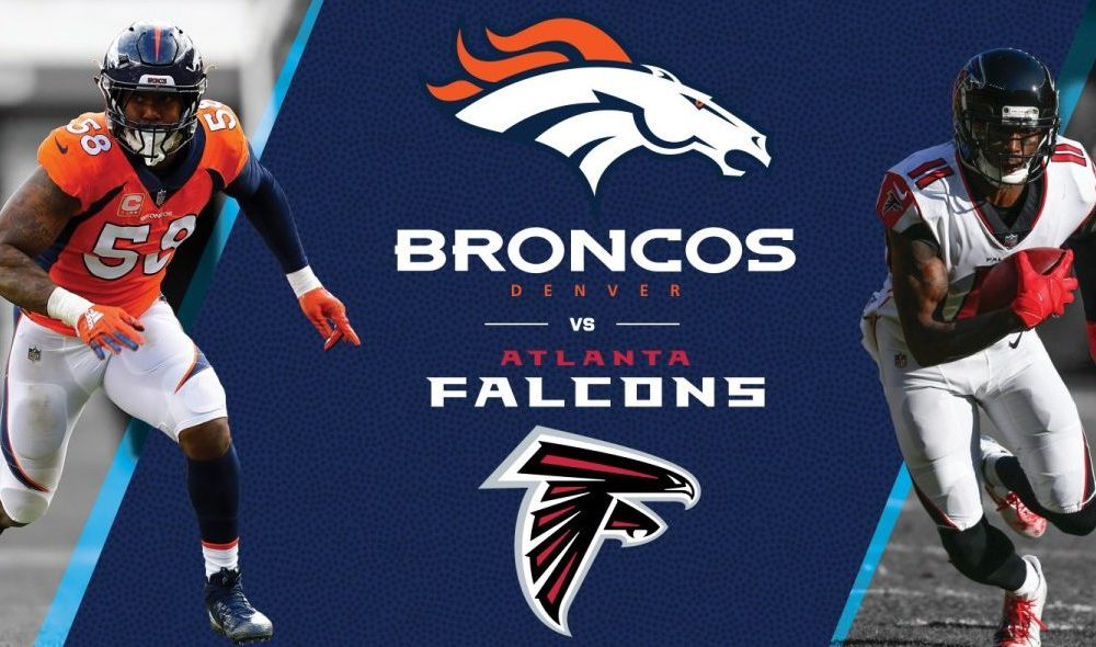 best service 1d9e5 253f1 Atlanta Falcons Vs. Denver Broncos, XFL Prospects To Watch