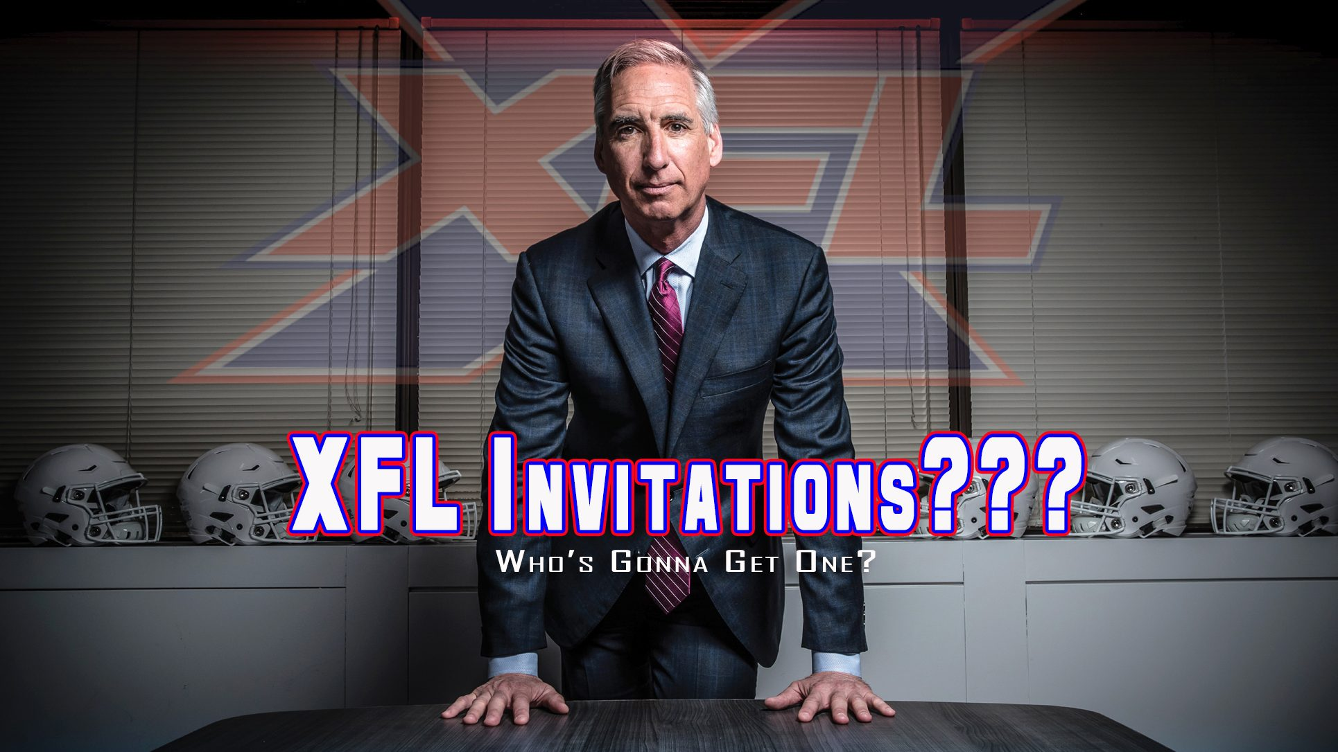 Six Possible Players To Get An Xfl Commissioner Invite