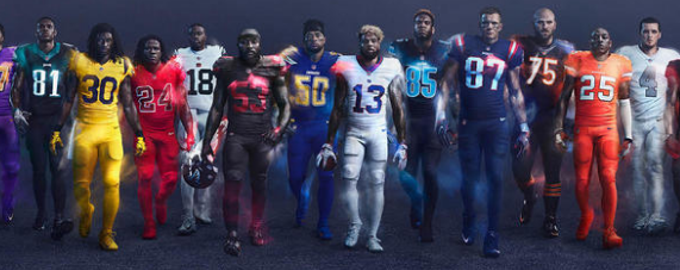 Nfl Color Rush Jerseys 2020.What To Wear A Review Of The Xfl Uniform Styles