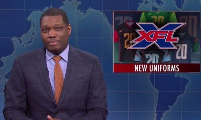 snl Saturday Night Live XFL